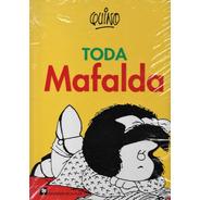 Toda Mafalda - Quino - Tapa Dura - Libro Nuevo Envio Rapido