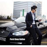 Ternos Importados Slim Fit, Entrega Inmediata, Moda Coreana