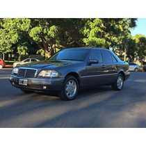 Mercedes Benz C 280 Elegance Impecable Oportunidad!