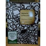 Iniciação À Filosofia Marilena Chauí Ática 2014 Ensino Médio