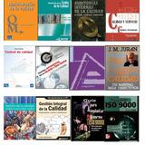 Libros Pdf Gestion De Calidad Iso 9000, Pack