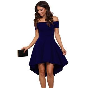 Vestidos de noche para azul