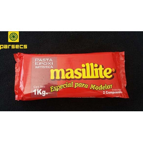 Masilla Epoxi Masillite De Artesano De Parsecs X 1 Kg