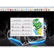 Software Lavagem Automotiva Com Financeiro Completo 3.0 Plus