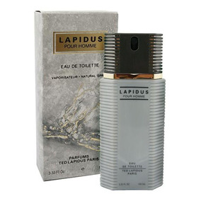 Lapidus Pour Homme Ted Lapidus Edt - Perfume Masculino 100ml