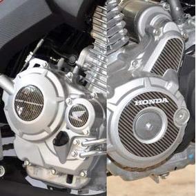 Protetor Adesivo 3d Motor Car Moto Honda Nova Cb 250 Twister