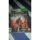 Dantes Inferno Para Xbox 360 Jogo Usado