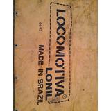Lona Locomotiva Lonil Made In Brasil 06/13