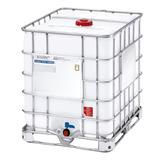 Bombona Ibc 1000 Litros Polietileno Palete Em Aço Certifica