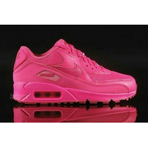 Nike Air Máx Pink Versión Limitada