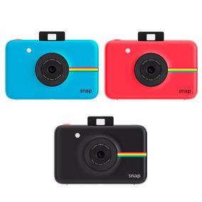 Cámara Instantánea Polaroid Snap Digital Colores Pc