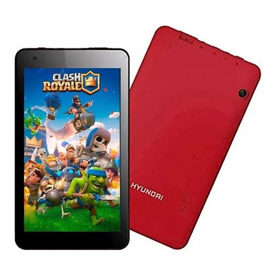 Tablet Hyundai Koral 7 16gb Emmc 1gb Quad-core Android 9.0