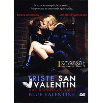 Triste San Valentin Ryan Gosling Michelle Wi Pelicula Dvd