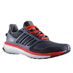 Zapatillas adidas Energy Boost 3 Hombre Gris