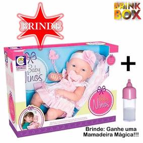 Boneca Baby Ninos Cotiplas