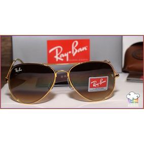 Ray Ban Rb3026 Dourado Marrom Degradê Frete Grátis De Sol - Óculos ... 1116b8172d