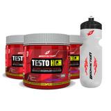 Combo 3 Testo Hgh 150g - Body Action Aumento De Testosterona