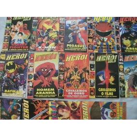 Revista Heroi E Heroi Gold