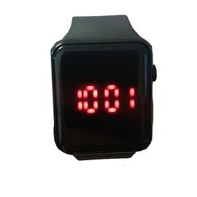Reloj Pulsera Led Brasalete Unisex Elegante Forma Smartwatc