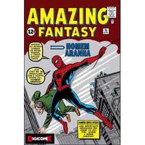 O Espantoso Homem-aranha V1 De 001 Até 700 (hq Digital)