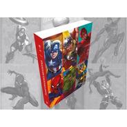 Supercombo Heroica 1 - Dossiês 1 A 6 + Caixa + Extras - Vol