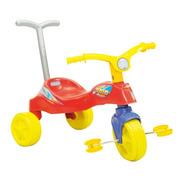 Triciclo Plastico Barral Rayo Girl Boy Biemme 1 A 3 Años