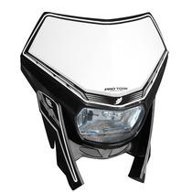Carenagem Off Road Com Farol Moto Universal Protork Cores