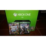 Xbox One 1tb A Tratar