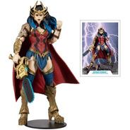 Wonder Woman Death Metal Dark Father Dc Multiverse Mcfarlane