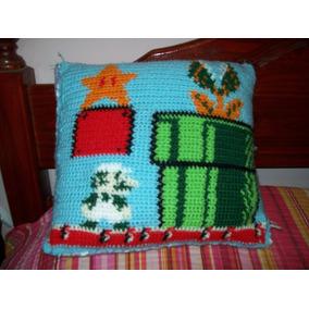 Funda Para Almohadones Al Crochet