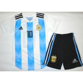 Nuevo Conjunto De La Seleccion Argentina Para Niño !! 2018