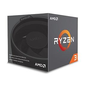 Processador Amd Ryzen 3 1200 3.1ghz 10mb Am4 Wraith Stealth