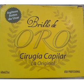 Cirugia Capilar Brillo De Oro. Original.