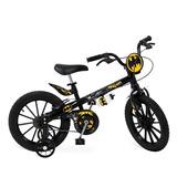 Bicicleta Infantil Aro 16 Batman - Bandeirante