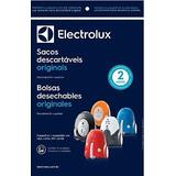 Sacos Descartáveis P/ Aspirador De Pó Electrolux Neo09/neo10
