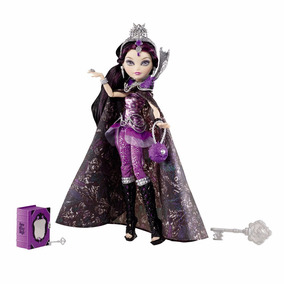 Boneca Ever After High Mattel Raven Queen Dia Do Legado