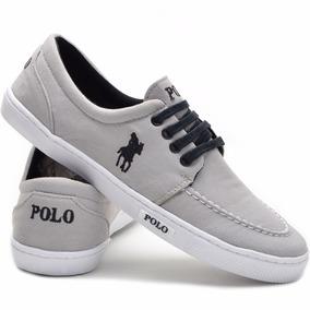 Tênis Polo Plus Casual Lançamento Original Promoção!!
