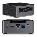 Barebone Intel Nuc Nuc7i3bnh, Intel Core I3-7100u 2.40ghz, D