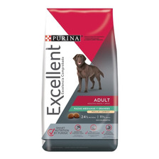 Alimento Excellent Adult Medium & Large Breed Perro Adulto Raza Mediana/grande Pollo/arroz 20kg