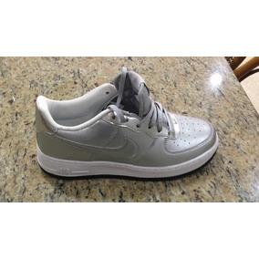 Zapatos Nike Ropa Air Force Dama Plateados Ropa Nike Zapatos y Accesorios 27d887