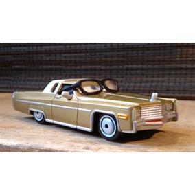 Cadillac El Dorado Cars De Colección Disney Pixar