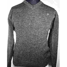 Sweater Escote En V Hombre Otoño/invierno Mercadoenvíos