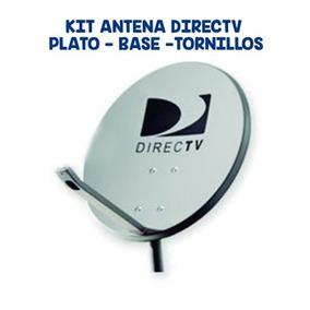 Antena 60cm Directv Direct Tv Completa Sin Lnb Fta