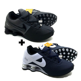 f539659935 ... sweden tênis nike shox deliver avenue originals 4 molas 2 pares 3c903  6417e