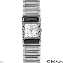 Reloj Omax Con Cristales Original Para Dama