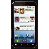 2 Micas Protectora Para Motorola Defy Mb525