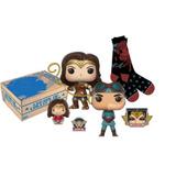 Kit Accesorios Coleccionables Box Dclc Wonder Woman Funko