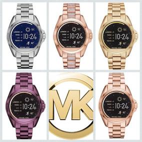 Reloj Michael Kors Rosado / Smartwatch Mk Rose Gold Mkt5018