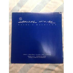 Lp Vinil Mix Capital Inicial Belos E Malditos - 1990