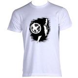 Camiseta Jogos Vorazes - Hunger Games Katniss Capitol 02